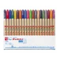 寺西化学工業 ラッションペン M300C-20 細字 20色セット(10セット)