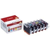 キヤノン インクカートリッジ BCI7E/6MP 6色パック(10セット)