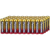 Panasonic アルカリ乾電池 単3 LR6XJN/40S 40本(10セット)