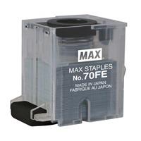 マックス 電子ホッチキス用針 NO.70FE MS90023(10セット)