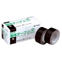ニチバン 製本テープ BKBB-35黒 35mm×10m 5個入(10セット)