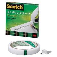 スリーエムジャパン メンディングテープ 810-3-15 15mm×50m(10セット)