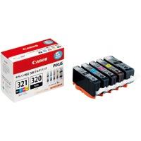 キヤノン インクカートリッジ BCI321+320 5MP 5色(10セット)