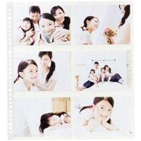 ハクバ写真産業 フォトシステムファイル台紙ホワイト520460(10セット)