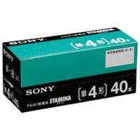 SONY アルカリ単4 40本パックLR03SG-40XD(10セット)