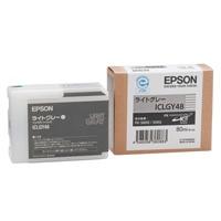 エプソン インクカートリッジICLGY48 ライトグレー(10セット)