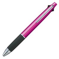 三菱鉛筆 Jストリーム4&1 ピンク MSXE510007.13(10セット)