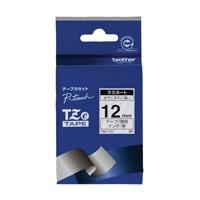 ブラザー 文字テープ TZe-131透明に黒文字 12mm(10セット)