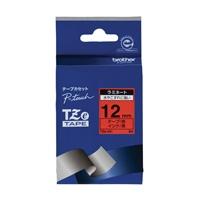ブラザー 文字テープ TZe-431赤に黒文字 12mm(10セット)