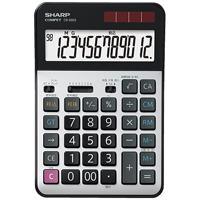 シャープエレクトロニクスマーケティング 大型卓上電卓 12桁 CS-S952-X(5セット)