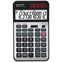 シャープエレクトロニクスマーケティング 中型卓上電卓 12桁 EL-N942-X(10セット)