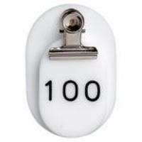 西敬 親子札 #7150 BO-51W 51~100(50組) 白(10セット)