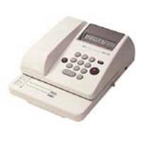 マックス 電子チェックライター EC-510 10桁(10セット)