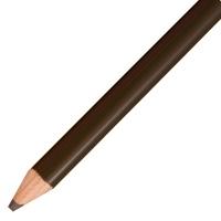 トンボ鉛筆 色鉛筆 単色 12本入 1500-32 こげ茶(10セット)