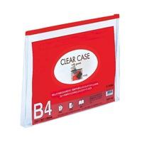 LIHITLAB クリヤーケース F-75SM 店内全品対象 安心の実績 高価 買取 強化中 B4S 赤 120セット