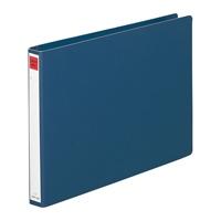LIHITLAB コンピュータバインダー C-1301 35mm 藍(10セット)