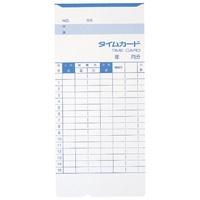 アマノ 標準タイムカードA 100枚入(10セット)
