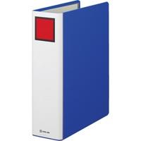 キングジム スーパードッチファイル 1477 A4S 70mm 青(10セット)