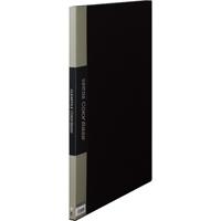 キングジム クリアーファイル 20P 152C A3S 黒(10セット)