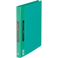 キングジム クリアーファイル 139 A4S 緑(10セット)