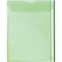King Jim 新生活 clear holder M 733 A4S green A4S 高価値 キングジム Mホルダー ten 緑 sets 10セット クリアホルダー