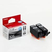 キヤノン インクカートリッジ BCI-325PGBK2P 2本入(10セット)