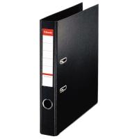 ESSELTE レバーアーチファイル 48077 A4S ブラック(10セット)