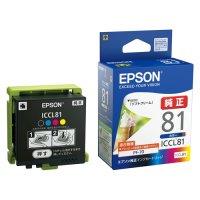 エプソン モバイルインク ICCL81 4色一体タイプ(10セット)