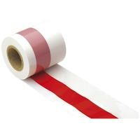 タカ印 紅白テープ 40-3081(10セット)