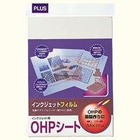 プラス IJ用OHPフィルム IT-120PF A4 10枚(10セット)