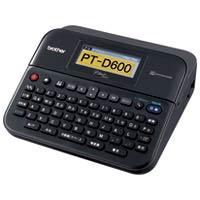 ブラザー ラベルライター ピータッチ PT-D600(5セット)