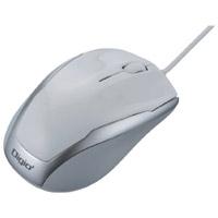 ナカバヤシ LEDマウス有線3ボタンMUS-UKT115Wホワイト(10セット)