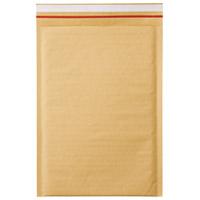 今村紙工 クッション封筒 茶テープ付 A4サイズ用10枚(10セット)