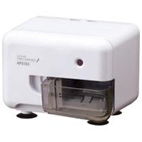 アスカ 電動シャープナー 芯先調整付き ホワイト(10セット)