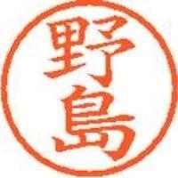 シヤチハタ ネーム6既製 XL-6 1610 野島(10セット)