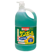大日本除蟲菊 サンポール 業務用 5L(10セット)