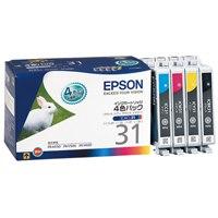 エプソン インクカートリッジ IC4CL31(10セット)