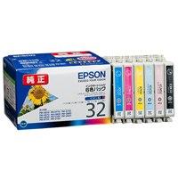 エプソン IJカートリッジ IC6CL32 6色(10セット)