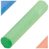 日本理化学工業 学校用蛍光チョーク DCK72-G 緑 72本(10セット)