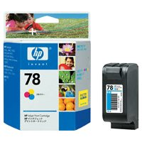 HP インクカートリッジHP78 C6578D カラー(10セット)