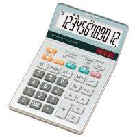シャープ 中型卓上電卓 12桁 EL-N862-X(10セット)
