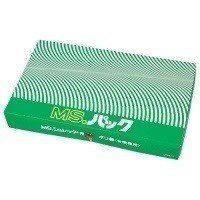 明光商会 シュレッダー専用ポリ袋 MSパック M(10セット)