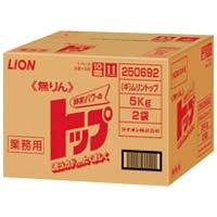 ライオン 無りんトップ 5kg×2袋(10セット)