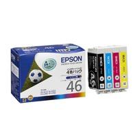 エプソン IJカートリッジ IC4CL46 4色(10セット)