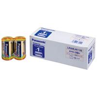 Panasonic エボルタ乾電池 単1 LR20EJN10S 10個(5セット)