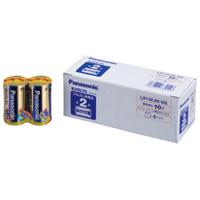 Panasonic エボルタ乾電池 単2 LR14EJN10S 10個(10セット)