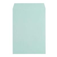 イムラ封筒 カラークラフト封筒 角2 K2S-428 水 500枚(10セット)