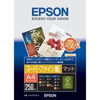 エプソン スーパーファイン紙 KA4250SFR A4 250枚(10セット)