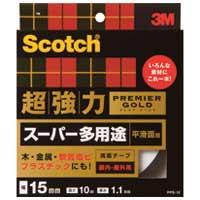スリーエムジャパン プレミアゴールドスーパー PPS-15 15mm×10(10セット)