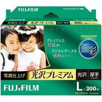 富士フイルム 写真仕上げ光沢プレミア WPL300PRM L 300枚(10セット)